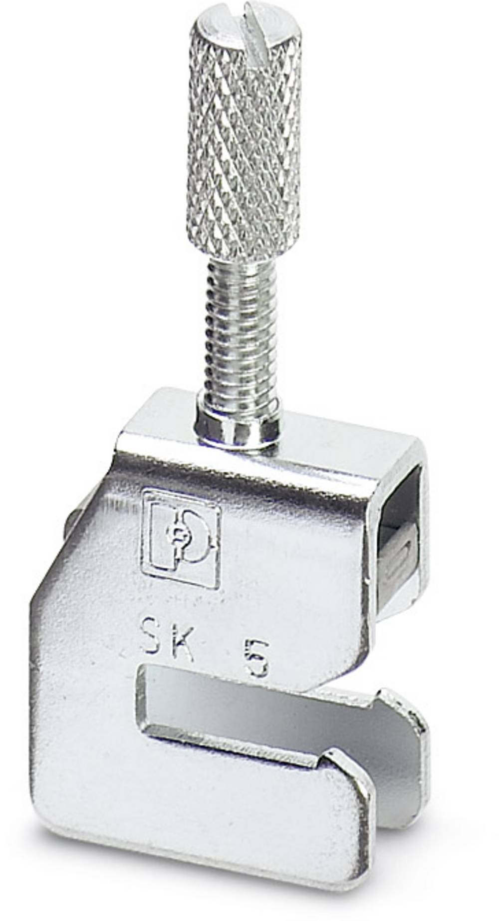 Shield connection terminal block SK 5 SK 5 Phoenix Contact Indhold: 10 stk