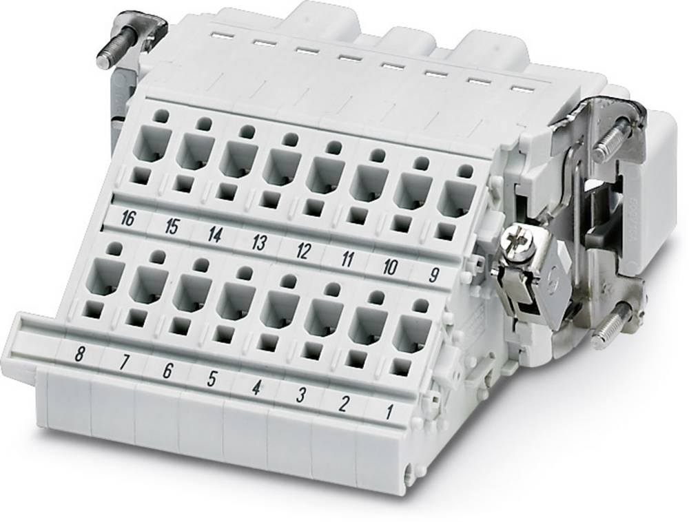 HC-B 16-A-DT-PEL-M - Terminal Adapter Phoenix Contact HC-B 16-A-DT-PEL-M 5 stk