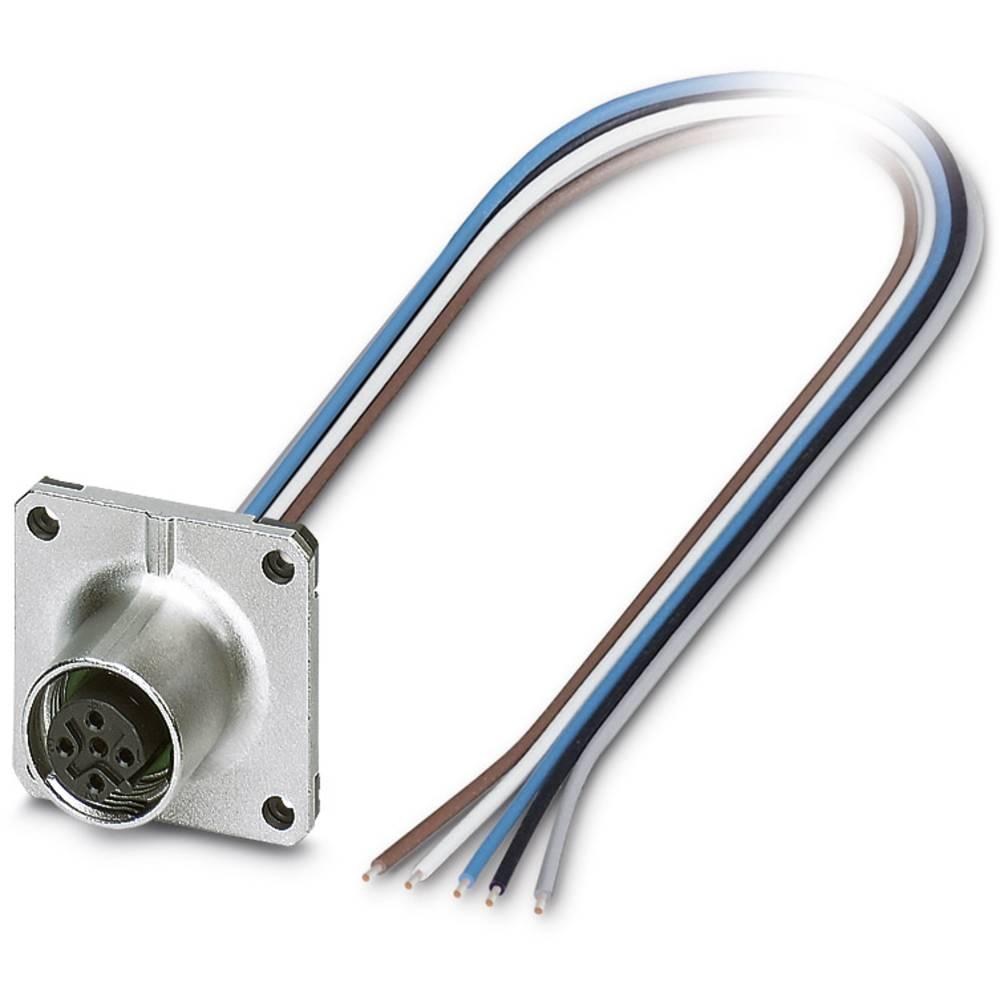SACC-SQ-M12FSB-5CON-20/0,5 - vgradni vtični konektor, SACC-SQ-M12FSB-5CON-20/0,5 Phoenix Contact vsebuje: 1 kos