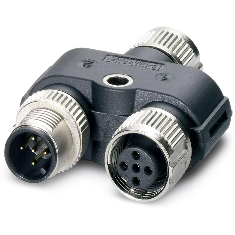 SAC-5PY-F/M-F VP SH - Y-razdelilnik SAC-5PY-F/M-F VP SH Phoenix Contact vsebuje: 5 kosov