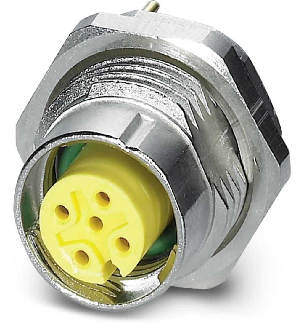 SACC-DSI-FS-4CON-L180/SH YE - vgradni vtični konektor, SACC-DSI-FS-4CON-L180/SH YE Phoenix Contact vsebuje: 20 kosov