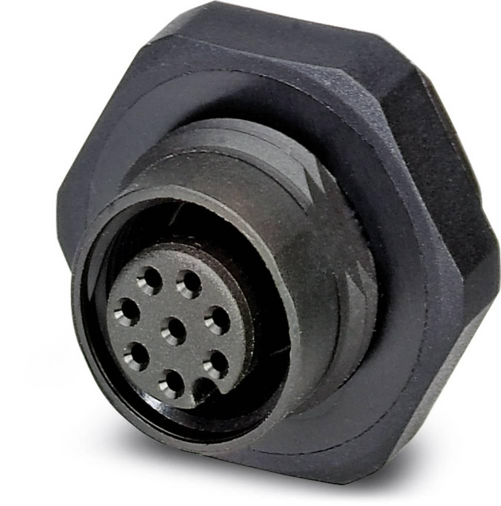 SACC-DSI-M12FS-8CON-L180P - vgradni vtični konektor, SACC-DSI-M12FS-8CON-L180P Phoenix Contact vsebuje: 20 kosov