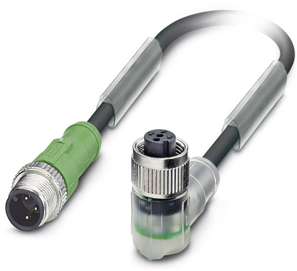 Sensor-, aktuator-stik, Phoenix Contact SAC-3P-M12MS/1,5-150/M12FR-2L 1 stk