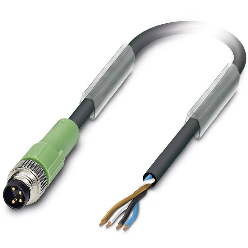 Sensor-, aktuator-stik, Phoenix Contact SAC-4P-M 8MS/1,5-PUR 1 stk