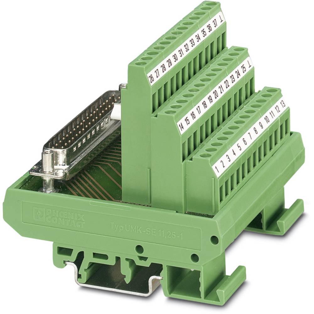FLKMS-D37 SUB/S (1-37) - Prenosni modul FLKMS-D37 SUB/S (1-37) Phoenix Contact vsebina: 5 kos