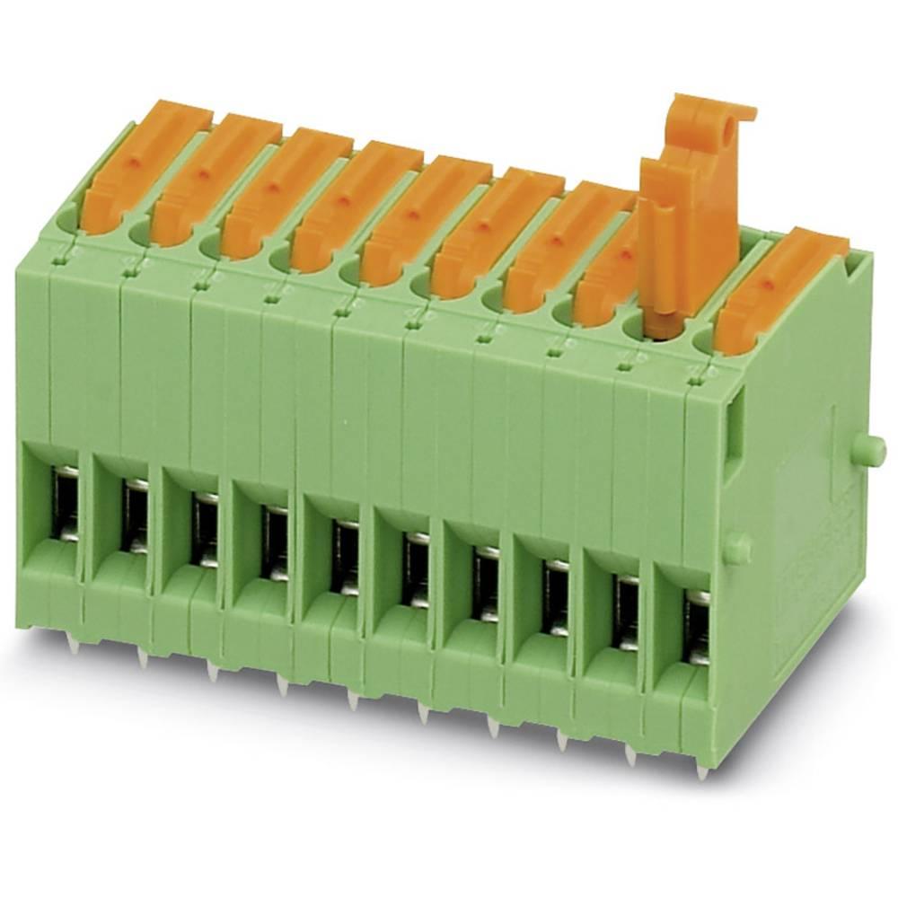 Skrueklemmeblok Phoenix Contact KDS 3-MT 2.50 mm² Poltal 1 Grøn 50 stk