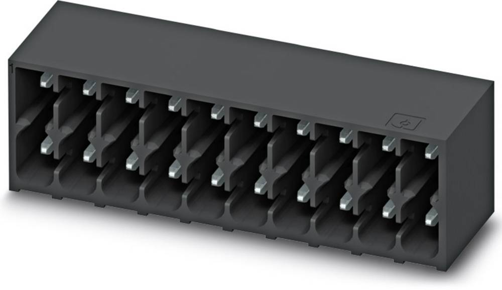 Pinsko ohišje za tiskano vezje DMC Phoenix Contact 1787001 raster: 3.50 mm 50 kosov