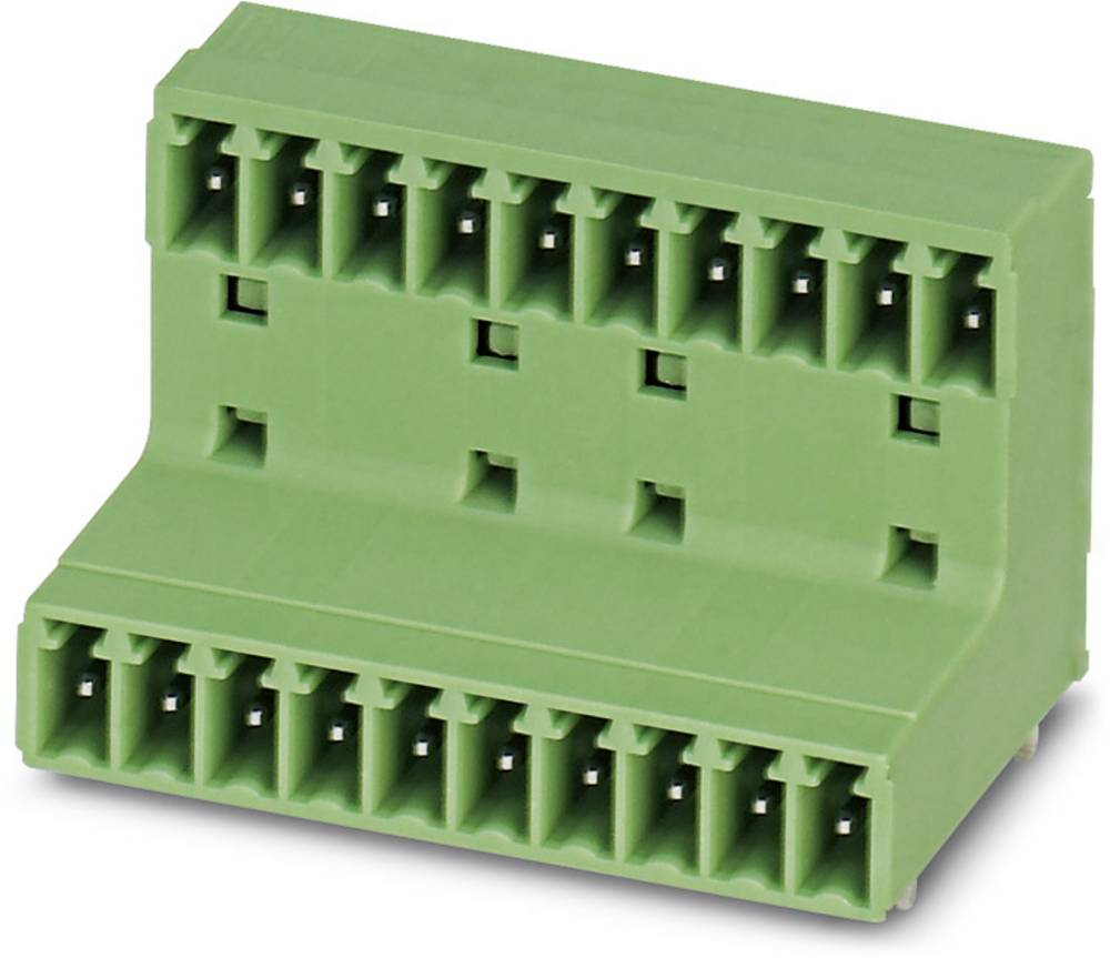 Stiftkabinet-printplade MCD Samlet antal poler 10 Phoenix Contact 1830033 Rastermål: 3.81 mm 50 stk