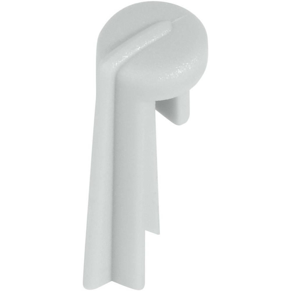 OKW Element za označavanje Skala za gumb serije TOP-KNOBS Siva
