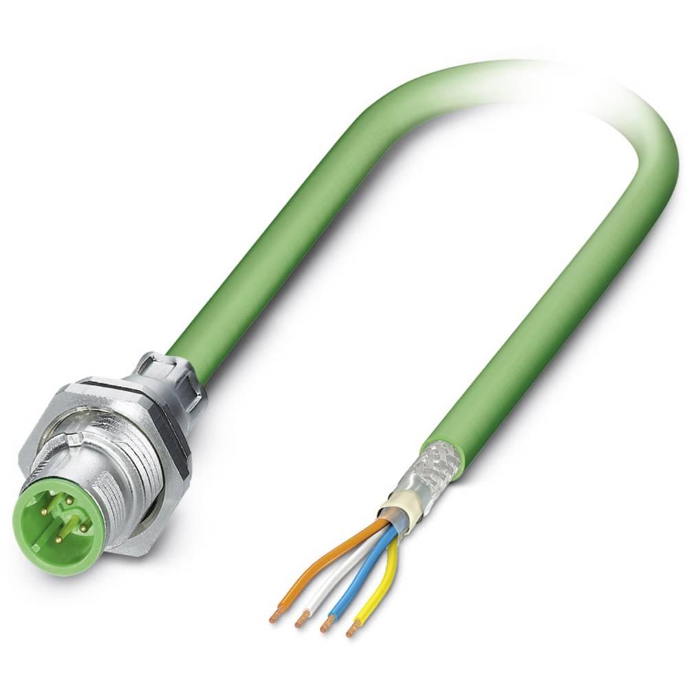 SACCBP-MSD-4CON-PG9/2,0-933SCO - Bussystem-vgradni vtič SACCBP-MSD-4CON-PG9/2,0-933SCO Phoenix Contact vsebuje: 1 kos