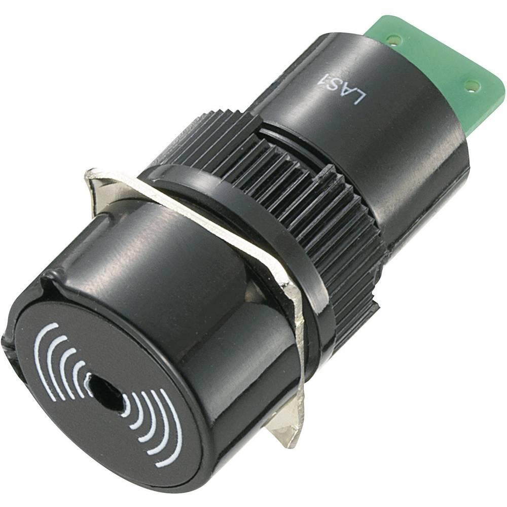 Akustični davač signala, razina buke: 75 DB 12 V/DC sadržaj: 1 kom.