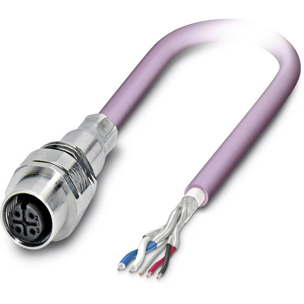 SACCEC-M12FS-5CON-M16/ 2,0-920 - S-bus-vgradni vtični konektor, SACCEC-M12FS-5CON-M16/ 2,0-920 Phoenix Contact vsebuje: 1 kos