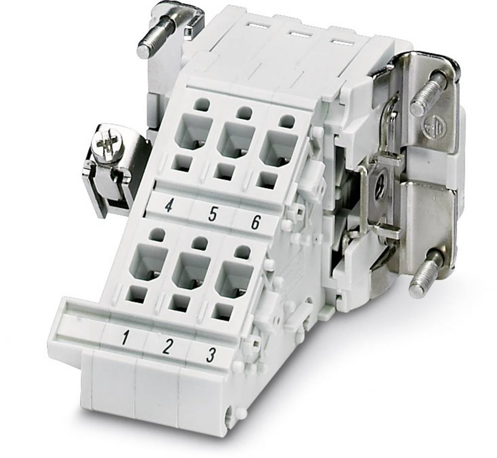 HC-B 6-A-DT-PER-F - Terminal Adapter Phoenix Contact HC-B 6-A-DT-PER-F 5 stk