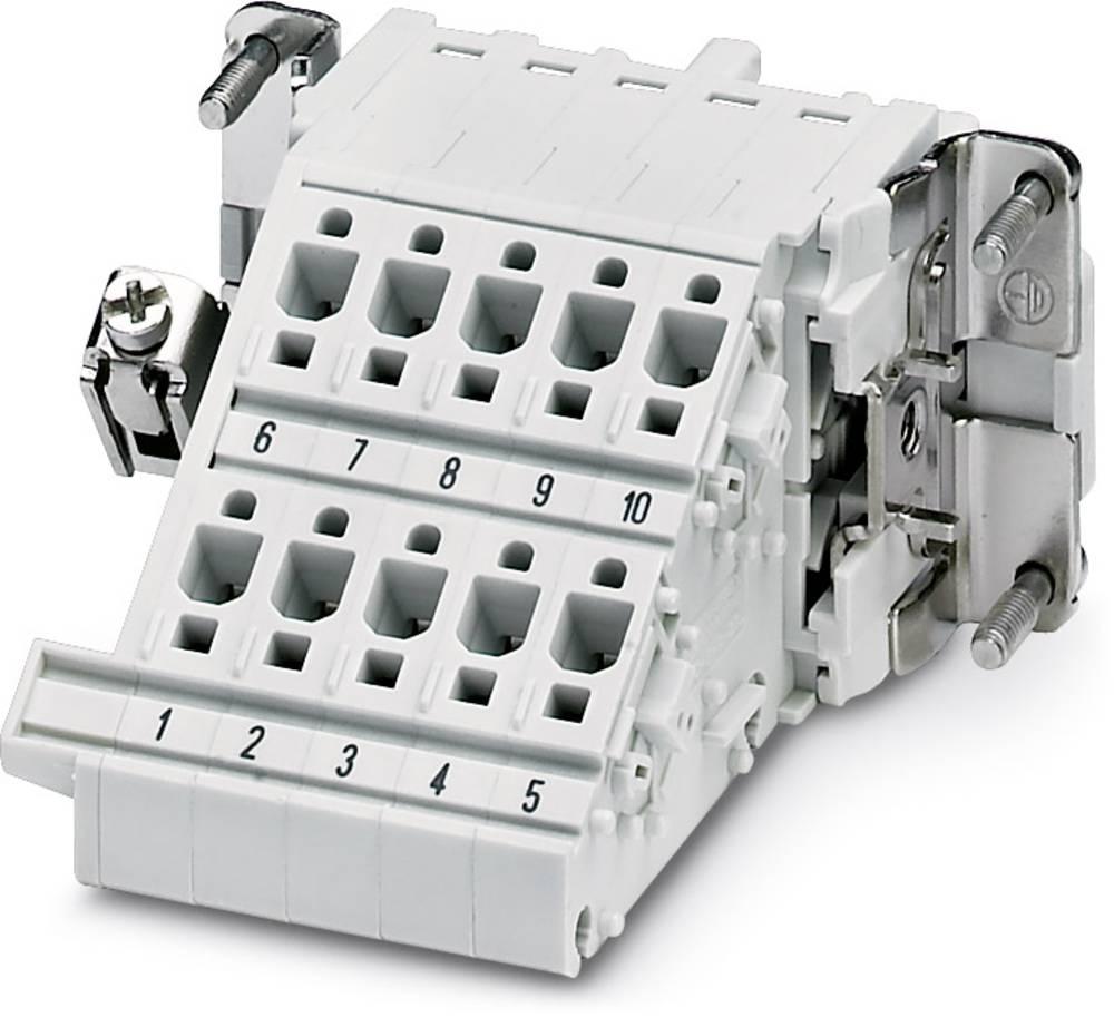 HC-B 10-A-DT-PER-F - Terminal Adapter Phoenix Contact HC-B 10-A-DT-PER-F 5 stk