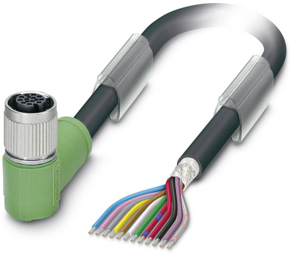 Senzorski/aktuatorski kabel SAC-12P- 5,0-35T/FR SH SCO Phoenix Contact vsebuje: 1 kos
