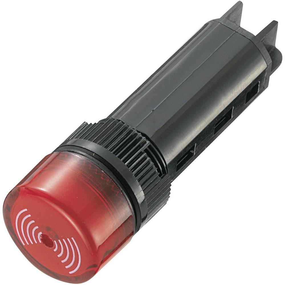 Akustični dajalnik signala, glasnost: 80 dB 24 V/DC vsebina: 1 kos