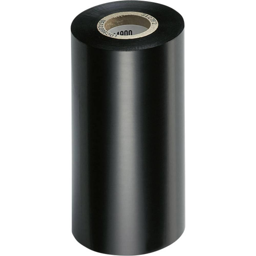 Farvebånd til termotransferprinter Phoenix Contact THERMOMARK-RIBBON 110-WMSU 0801358 1 stk Sort