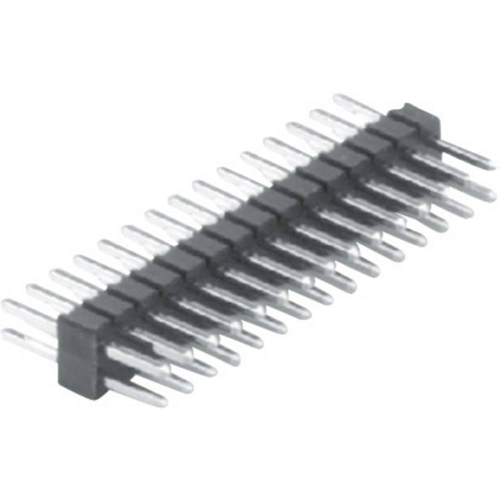 Stiftliste (standard) W & P Products 712-1-008-1-10-00 1 stk