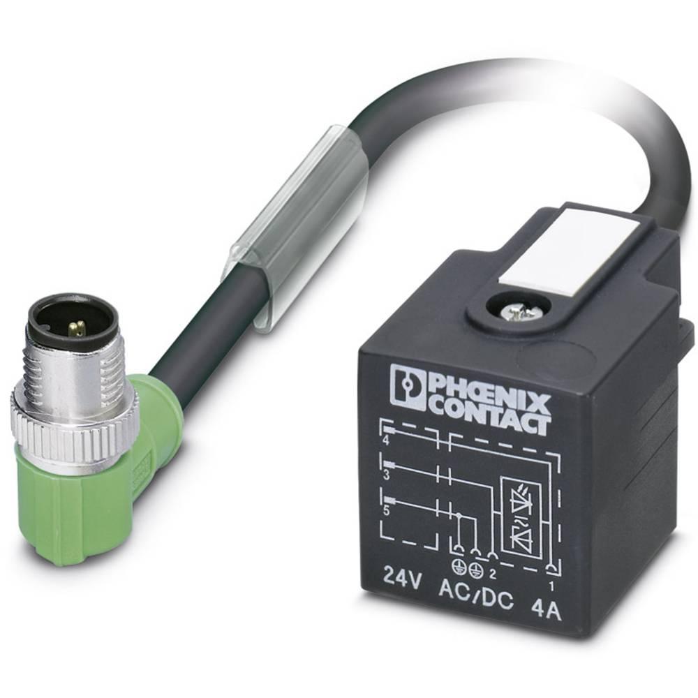 Senzorski/aktuatorski kabel SAC-3P-M12MR/1,5-PUR/A-1L-Z Phoenix Contact vsebuje: 1 kos