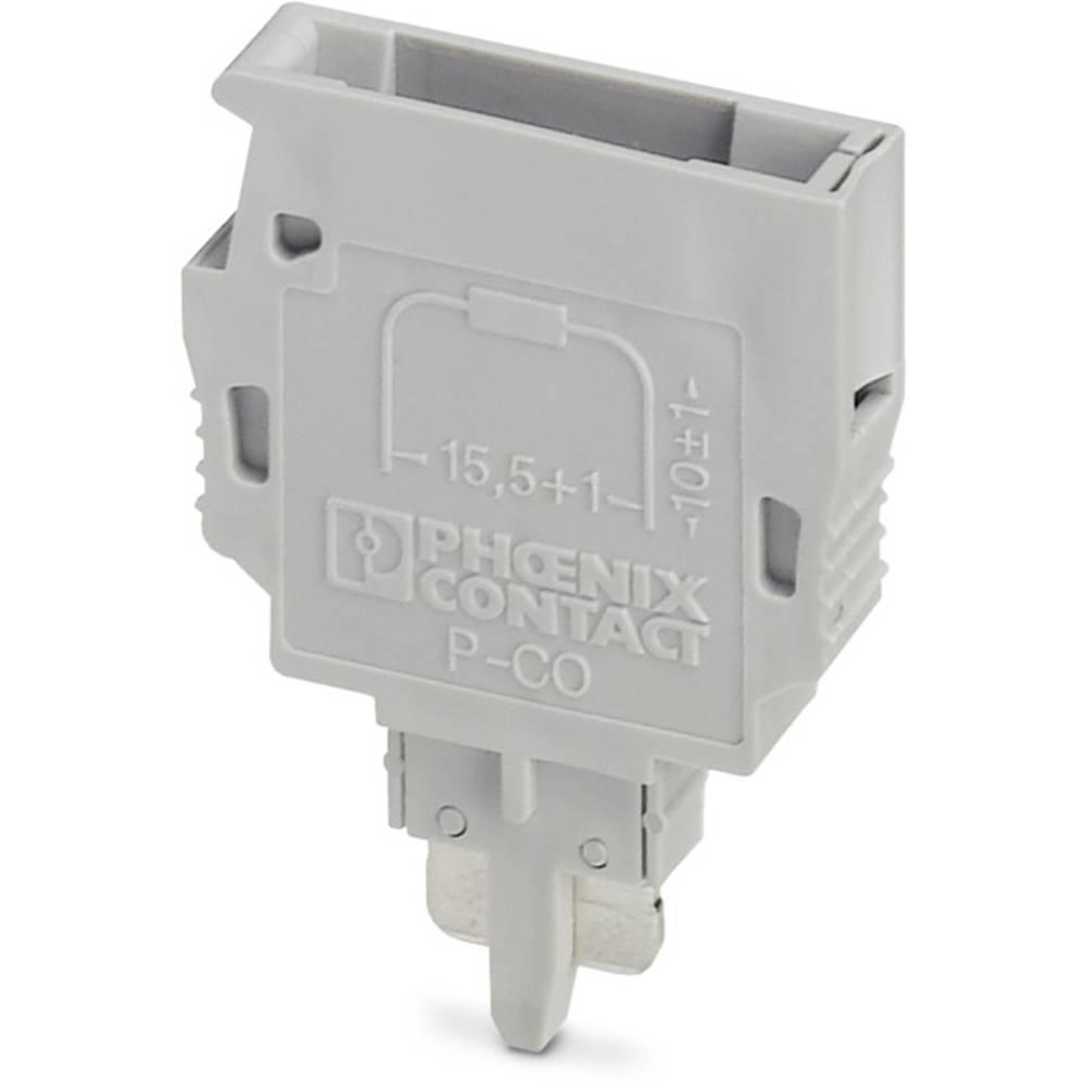 P-CO 1N4007 / L-R - komponent stik P-CO 1N4007/L-R Phoenix Contact Indhold: 10 stk
