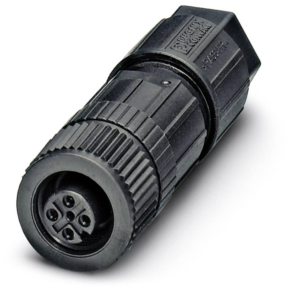 SACC-M12FS-5SC - vtični konektor, SACC-M12FS-5SC Phoenix Contact vsebuje: 1 kos