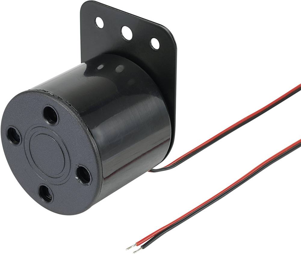 Piezo sirena serije KPS, glasnoća: 105 dB, 12 V/DC, potrošnja struje: 105 dB KPS-G5210 -K1012 KEPO