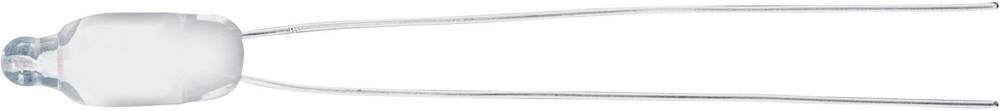 Tlivka 110 - 120 V/AC220 - 250 V/AC 0.5 mA topla bela Conrad Components vsebina: 1 kos