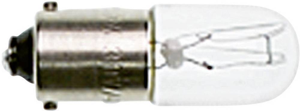 Žarulja 12 - 15 V 2 W 0.166 A podnožje: BA9s bezbojna RAFI sadržaj: 1 kom.