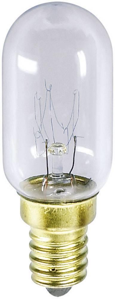 Cevasta žarnica 235 V 40 W 170 mA podnožje=E14 prozorna Barthelme vsebina: 1 kos