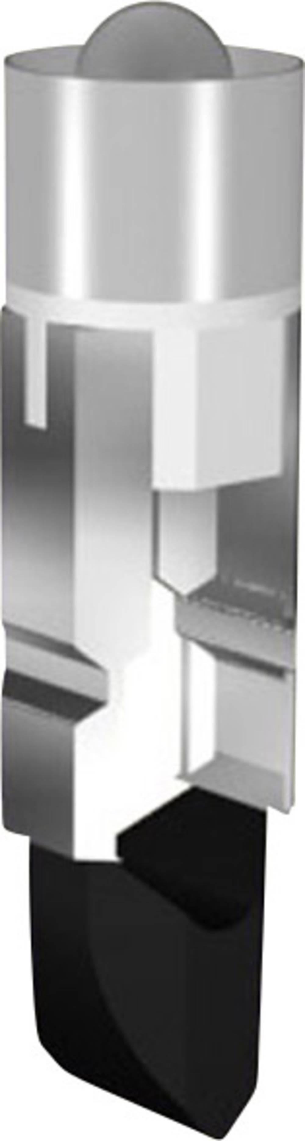 LED žarnica T5.5 k bela 24 V/DC 2000 mcd 428 mlm Signal Construct MEDK5564