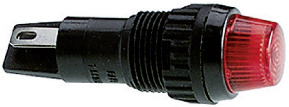 Blenda za signalnu svjetiljku, zelena (prozirna) RAFI sadržaj: 1 kom.