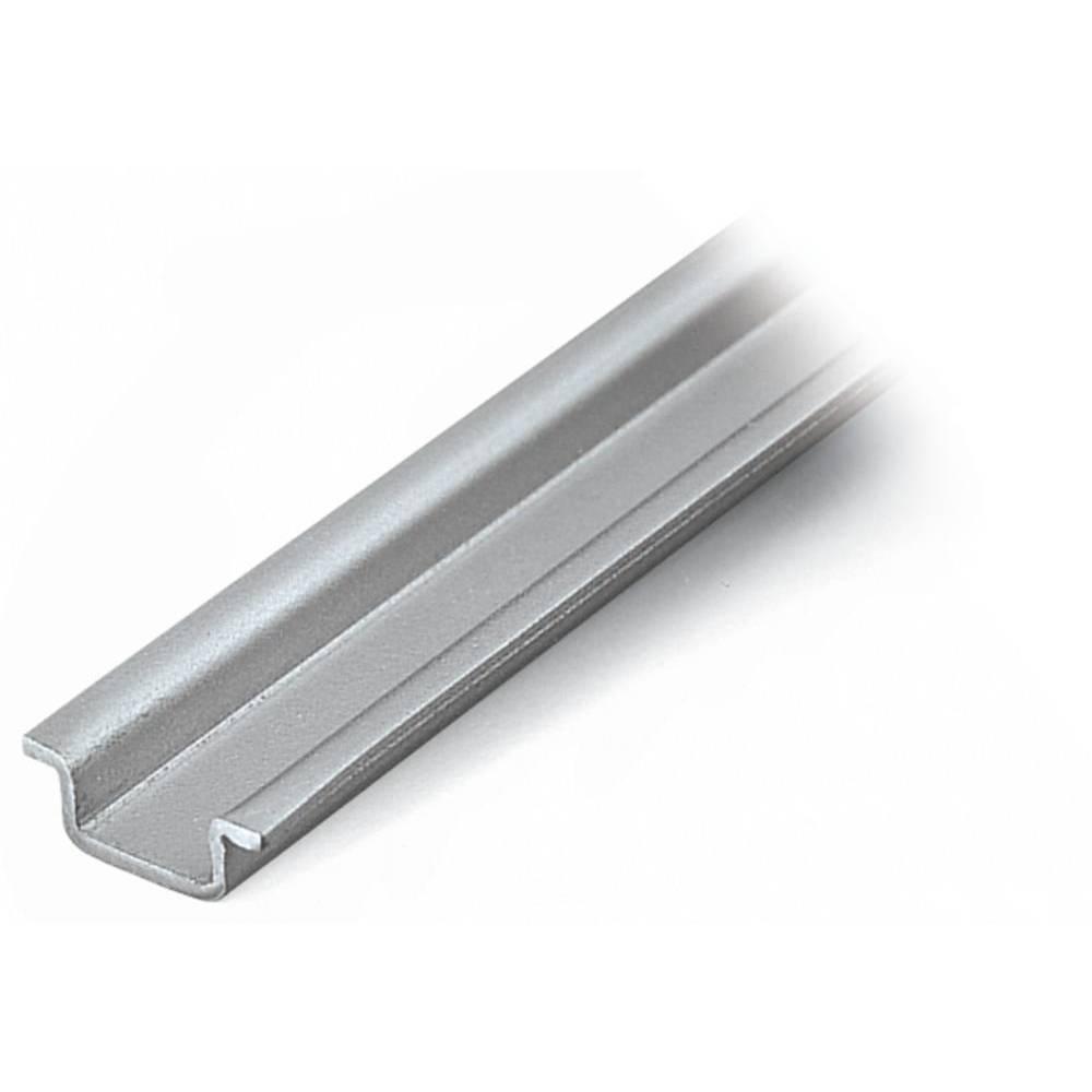 Aluminum carrier rail WAGO 10 stk