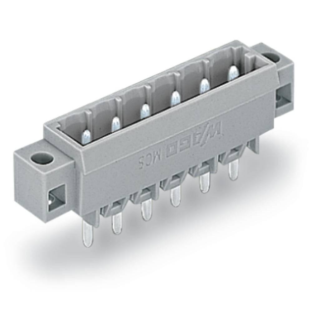 Pinski konektor (Standard) 300 št. polov skupaj 2 WAGO 231-132/040-000 mere: 5 mm 200 kosov