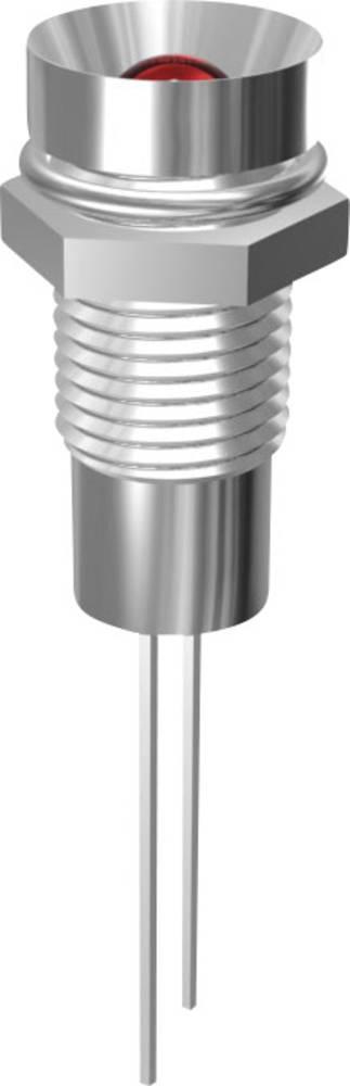 LED signalno svjetlo, crveno 2.1 V 20 mA Signal Construct SMZS080