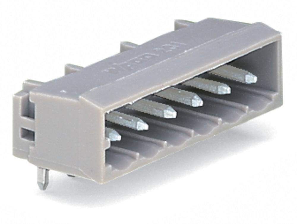 Stiftliste (standard) 300 Samlet antal poler 2 WAGO 231-462/001-000 Rastermål: 5 mm 200 stk