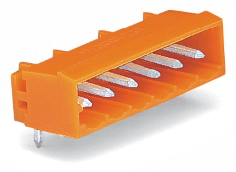 Pinski konektor (Standard) 300 št. polov skupaj 11 WAGO 231-541/001-000 mere: 5.08 mm 100 kosov