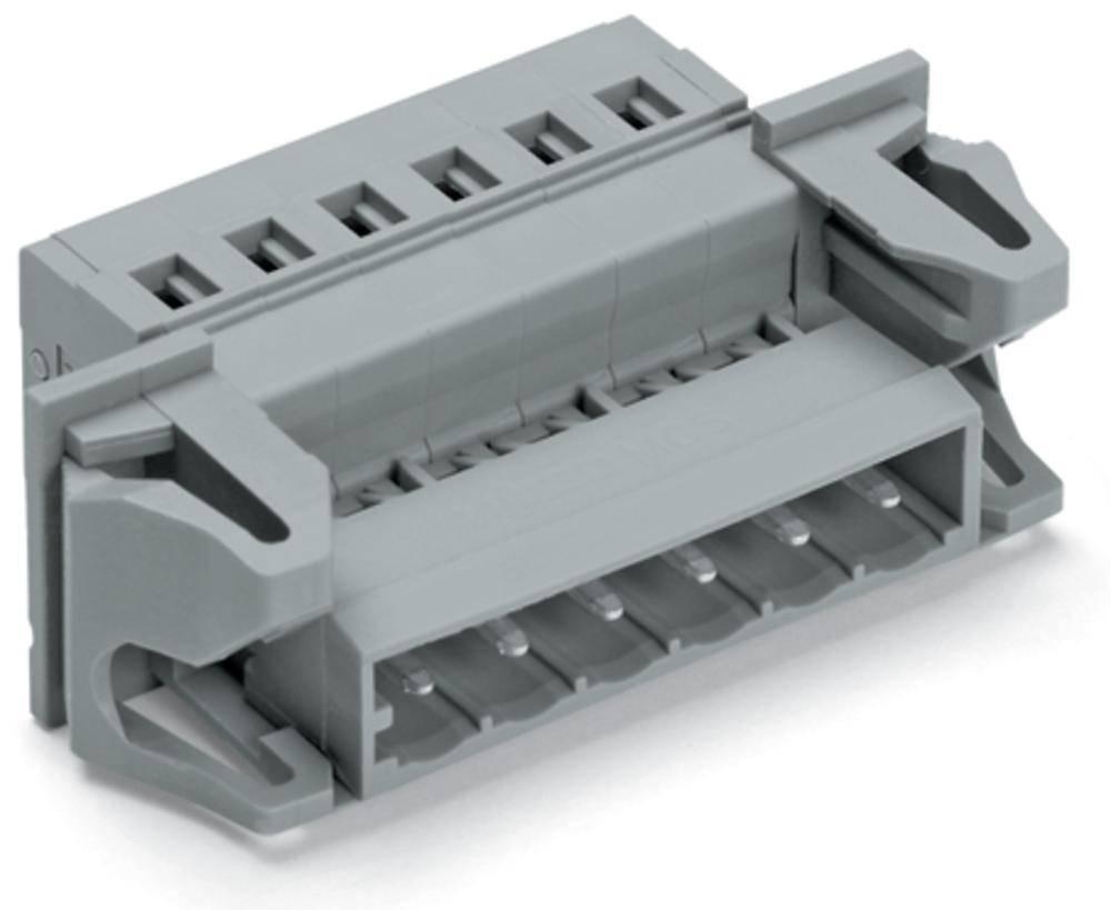 Stiftliste (standard) 300 Samlet antal poler 2 WAGO 231-602/114-000 Rastermål: 5 mm 50 stk