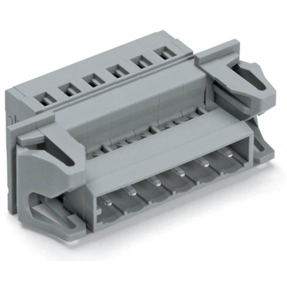 Pinski konektor (Standard) 300 št. polov skupaj 9 WAGO 231-609/114-000 mere: 5 mm 25 kosov
