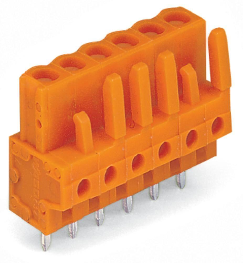 Tilslutningskabinet-printplade 232 Samlet antal poler 15 WAGO 232-175 Rastermål: 5.08 mm 25 stk