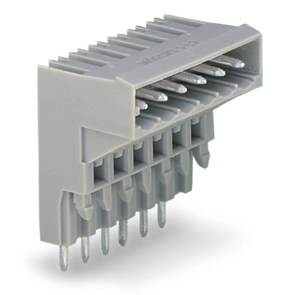 Pinski konektor (Standard) 301 št. polov skupaj 6 WAGO 232-336 mere: 5 mm 50 kosov