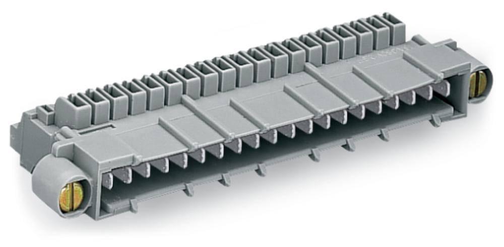 Pinski konektor (Standard) 320 št. polov skupaj 10 WAGO 246-132 30 kosov
