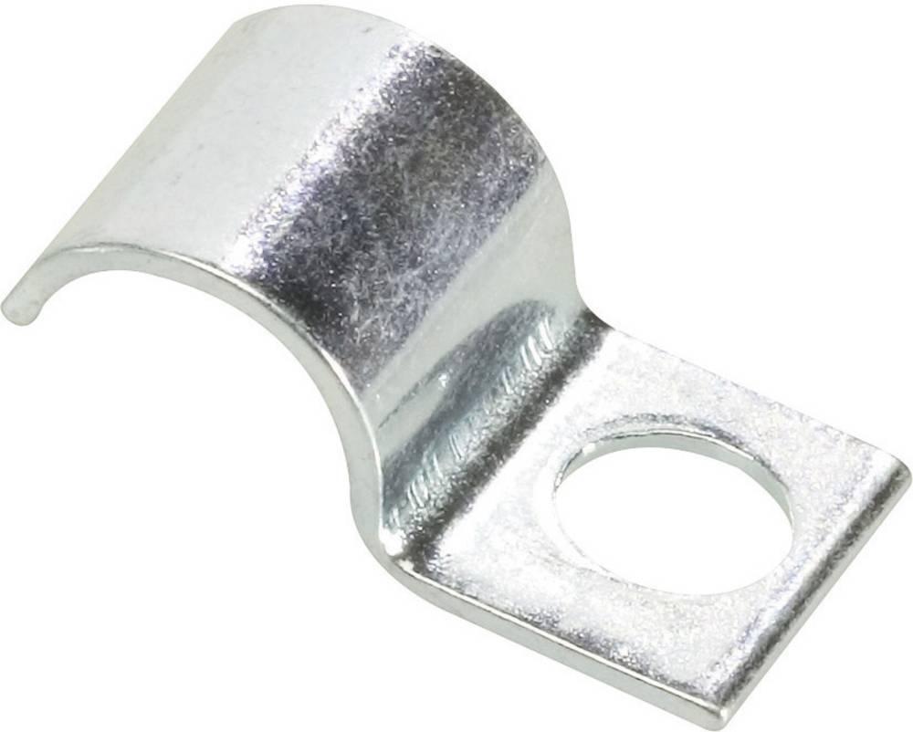 Kabelholder galvaniseret, Vogt Verbindungstechnik 5002.99 Kontaktoverflade Forzinket 1 stk