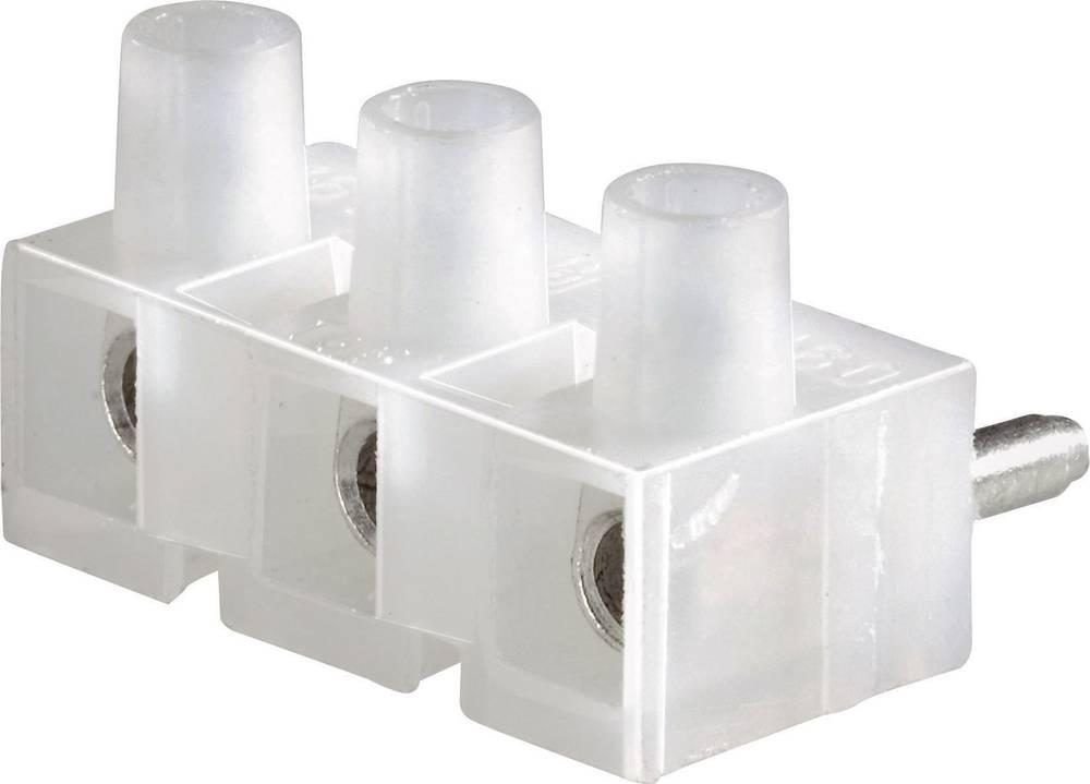 Vtična sponka Adels-Contact, prečni prerez: 2,5 mm2, naravnebarve 150572