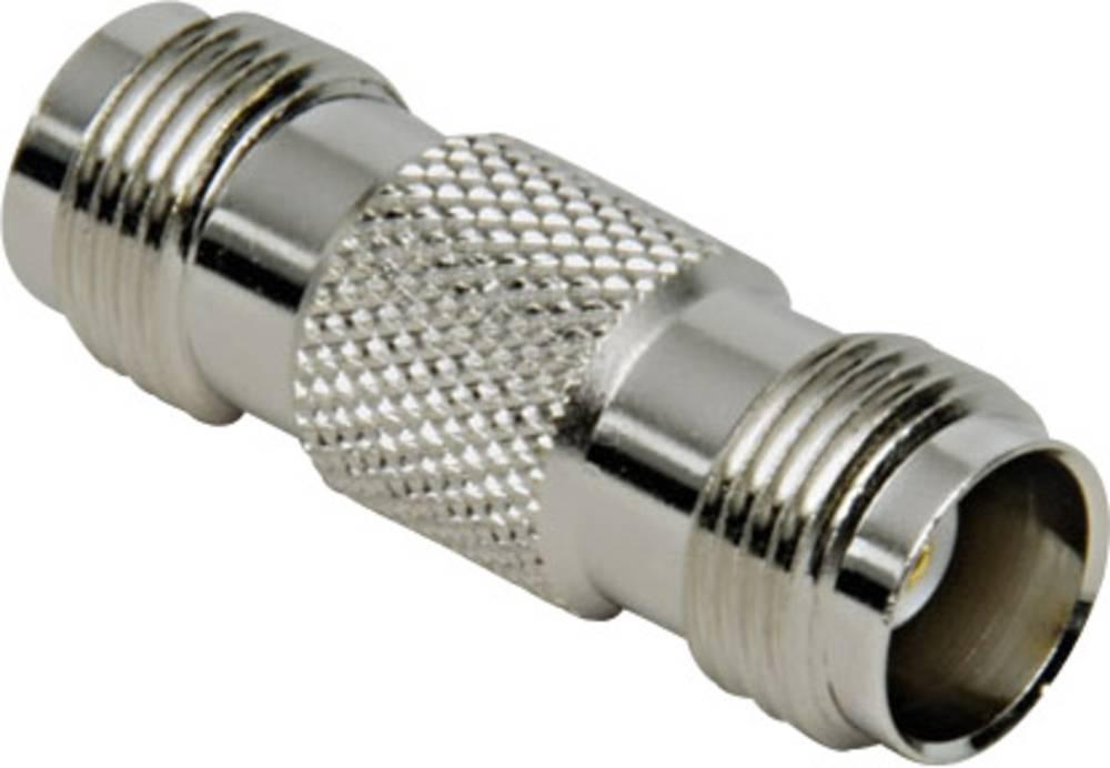 TNC-adapter TNC-tilslutning - TNC-tilslutning BKL Electronic 405073 1 stk