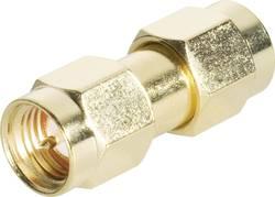 SMA-adapter SMA-stik - SMA-stik BKL Electronic 0409072 1 stk