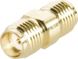 SMA-adapter SMA-tilslutning - SMA-tilslutning BKL Electronic 0409073 1 stk