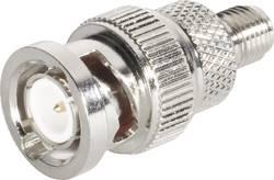 SMA-adapter SMA-tilslutning - BNC-stik BKL Electronic 0409042 1 stk