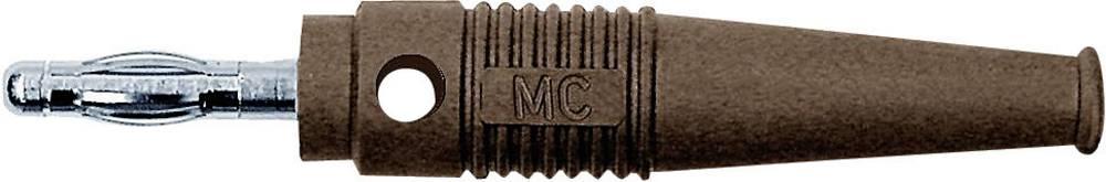 Lamelstik Stik, lige Stäubli L-41Q 4 mm Hvid 1 stk