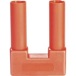 Sikkerhedskortslutningsstik Schnepp SI-FK 19/4 rt Stift-diameter: 4 mm 19 mm Rød 1 stk