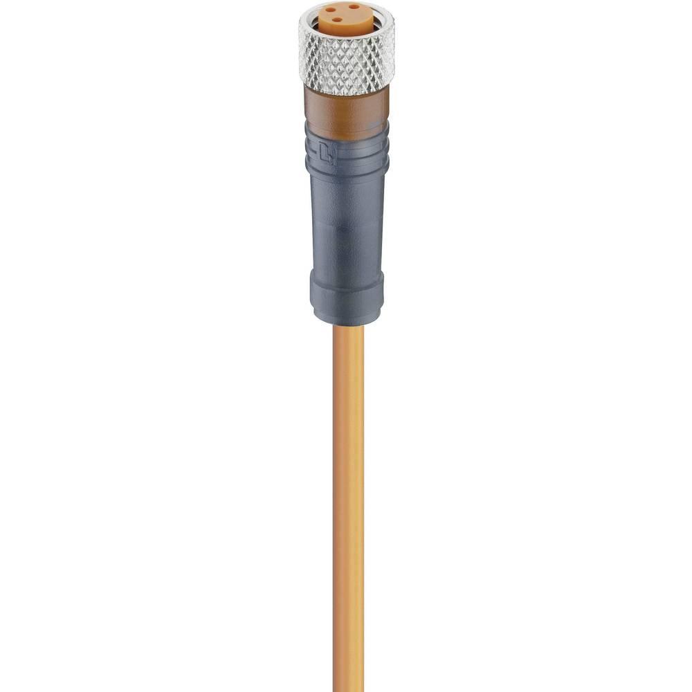 Sensor-, aktuator-stik, Lumberg Automation RKMV 4-07/5 M Poltal: 4 1 stk